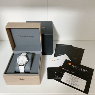 Hamilton - ハミルトン カーキ ネイビー スキューバ 時計 未使用