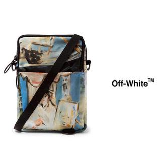 OFF-WHITE - OFF-WHITE ショルダーバッグ ポーチ