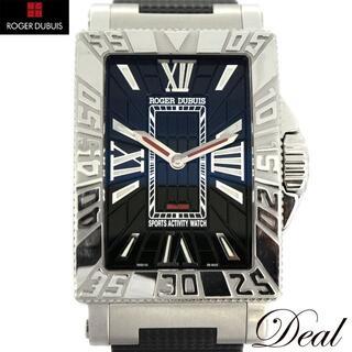 ロジェデュブイ(ROGER DUBUIS)のロジェデュブイ シーモア MS34 21 9 9.53 メンズ(腕時計(アナログ))