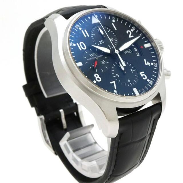 IWC(インターナショナルウォッチカンパニー)のインターナショナル ウォッチ カンパニー パイロット (32021002) メンズの時計(腕時計(アナログ))の商品写真