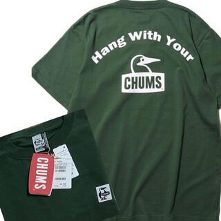 CHUMS - チャムス tシャツMサイズ 新品未使用