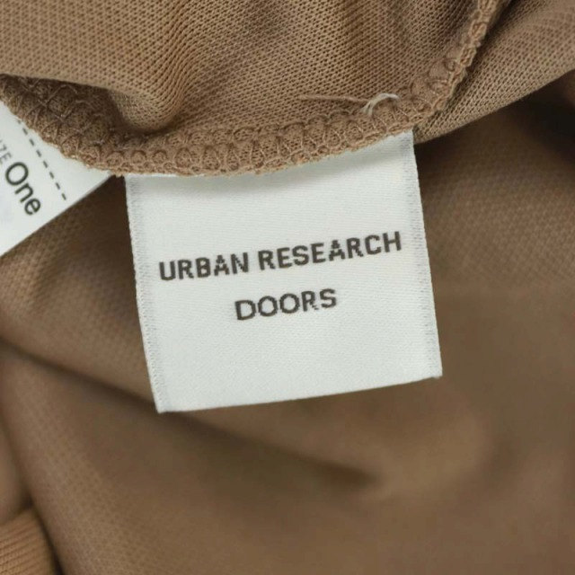 DOORS / URBAN RESEARCH(ドアーズ)のアーバンリサーチ ドアーズ パンツ テーパード イージー One ベージュ レディースのパンツ(その他)の商品写真