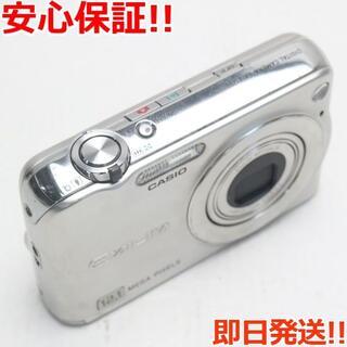 カシオ(CASIO)の美品 EX-Z1200 シルバー (コンパクトデジタルカメラ)