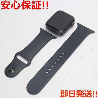 アップル(Apple)の超美品AppleWatchseries4 44mm GPS+Cellular(その他)