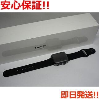 アップル(Apple)の新品 Apple Watch series3 42mm GPS(その他)