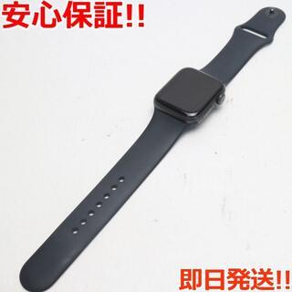 アップル(Apple)の超美品 Apple Watch SE GPS 40mm  スペースグレイ(その他)