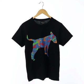 アニエスベー(agnes b.)のアニエスベー agnes b. 19SS Tシャツ カットソー 半袖 プリント(Tシャツ/カットソー(半袖/袖なし))