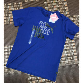 プーマ tシャツ キッズ 160 新品