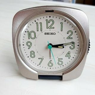 SEIKO - セイコー クォーツトラベル目覚まし時計