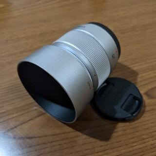 Panasonic - LUMIX G 25mm / F1.7 ASPH. シルバー
