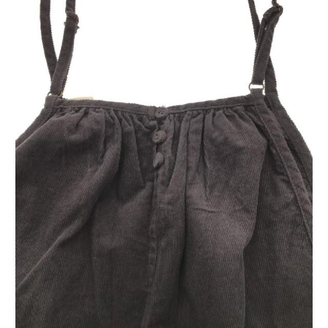 SM2(サマンサモスモス)のオーバーオール サロペット コーデュロイ レディースのパンツ(サロペット/オーバーオール)の商品写真