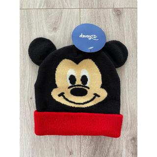ミッキーマウス(ミッキーマウス)のディズニー キッズ ニット帽 ミッキーマウス(帽子)