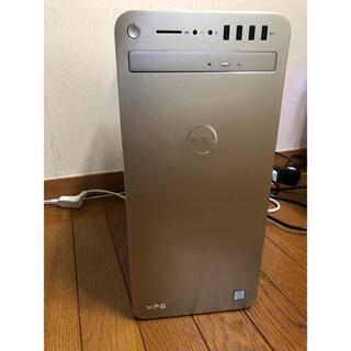 デル(DELL)のDELL XPSデスクトップ i7 7700 GTX960 SSD+HHD(デスクトップ型PC)