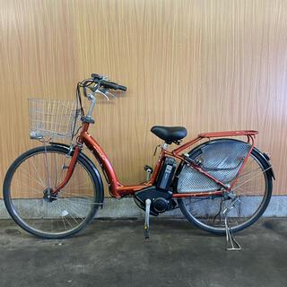 ヤマハ - [電動自転車] YAMAHA ラフィーニ 26インチ 子供乗せ 3人乗り可能