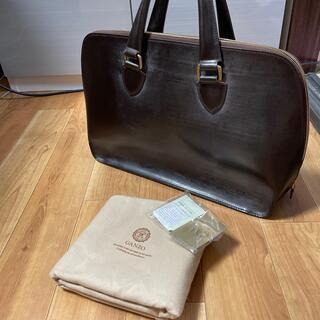 ガンゾ(GANZO)のガンゾ シンブライドル ブリーフケース(ビジネスバッグ)