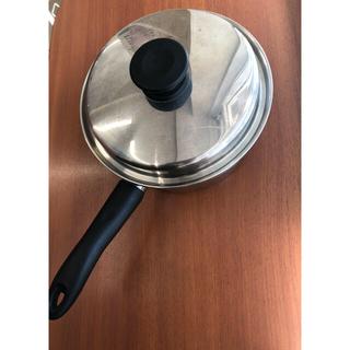 アムウェイ(Amway)の【美品】Amwayアムウェイ フライパン浅型 中size(鍋/フライパン)