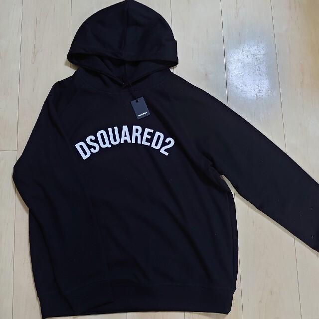 DSQUARED2(ディースクエアード)のDSQUARED 2 パーカー トレーナー スウェット ディースクエアード メンズのトップス(パーカー)の商品写真