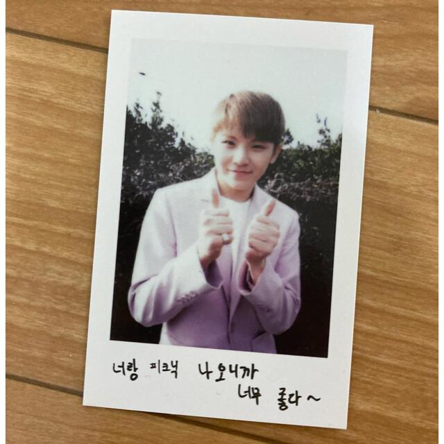 SEVENTEEN(セブンティーン)の《SEVENTEEN》レア物トレカ ウジ エンタメ/ホビーのCD(K-POP/アジア)の商品写真