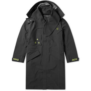 ナイキ(NIKE)のNIKE GORE-TEX M-65 Coat 18aw M 黒 (マウンテンパーカー)