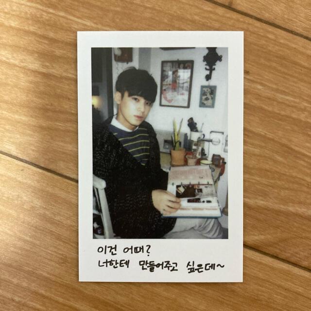 SEVENTEEN(セブンティーン)の《SEVENTEEN》レア物トレカ ミンギュ エンタメ/ホビーのCD(K-POP/アジア)の商品写真