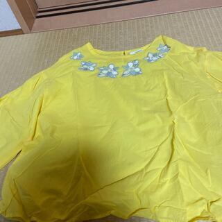 サマンサモスモス(SM2)のトップス(Tシャツ(長袖/七分))