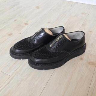 foot the coacher - 美品 CHAOS FRONT ZIP フットザコーチャー
