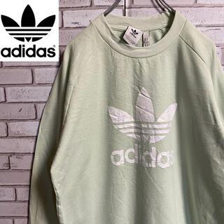 アディダス(adidas)の90s アディダス 3XL デッドストック トレフォイルロゴ 常田大輝(スウェット)