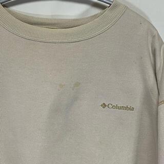コロンビア(Columbia)のコロンビア オーバーサイズ ワンポイントスウェット(スウェット)