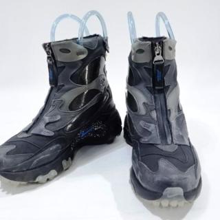 アンダーカバー(UNDERCOVER)の【NIKE×Undercover】React ブーツ メンズ 2色 コラボ(スニーカー)