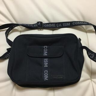 コムサイズム(COMME CA ISM)のコムサイズムショルダーバック 黒(ショルダーバッグ)