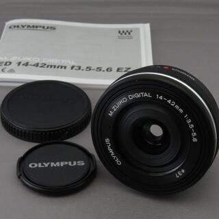 OLYMPUS - オリンパス M.ZUIKO DIGITAL14-42mmF3.5-5.6EZ