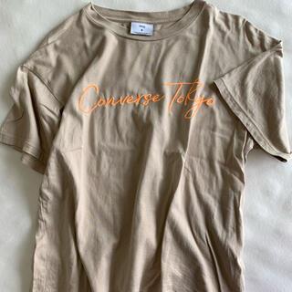 コンバース(CONVERSE)のCONVERSE TOKYO Tシャツ(Tシャツ(半袖/袖なし))