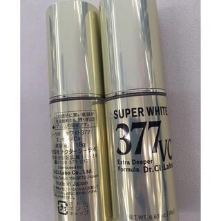 Dr.Ci Labo - シーラボ377VC スーパーホワイト 2本パック