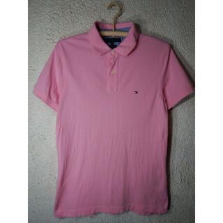 トミーヒルフィガー(TOMMY HILFIGER)のo3642 TOMMY HILFIGER トミー ヒルフィガー 半袖 ポロシャツ(ポロシャツ)