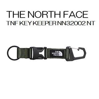 ザノースフェイス(THE NORTH FACE)のノースフェイス TNFキーキーパーロング NT(キーホルダー)