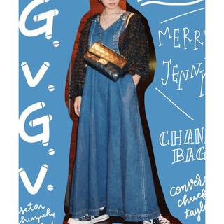 ジーヴィジーヴィ(G.V.G.V.)のG.V.G.V ワンピース(ロングワンピース/マキシワンピース)