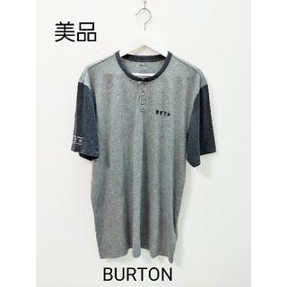 バートン(BURTON)のBURTON   グレー  Tシャツ(Tシャツ/カットソー(半袖/袖なし))