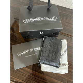 Chrome Hearts - クロムハーツ コンパクトウォレット 財布