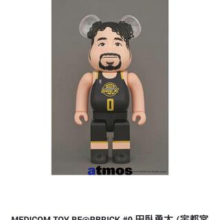 メディコムトイ(MEDICOM TOY)のMEDICOM TOY BE@RBRICK #0 田臥勇太100% & 400%(フィギュア)