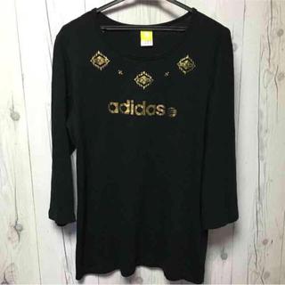 アディダス(adidas)のadidas メンズ 七分袖(Tシャツ/カットソー(七分/長袖))