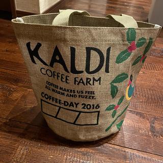 KALDI - カルディ 2016 コーヒーの日バッグ 【2016年限定】