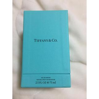 ティファニー(Tiffany & Co.)のティファニーオードパルファム 75ml(香水(女性用))
