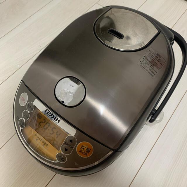 象印(ゾウジルシ)の象印 炊飯器 スマホ/家電/カメラの調理家電(炊飯器)の商品写真