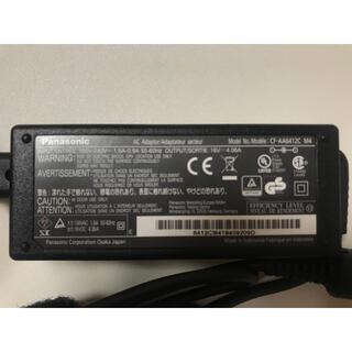 パナソニック(Panasonic)の【定価6,980円】パナソニック/純正ACアダプター(PC周辺機器)