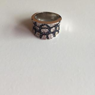 【アメリカ購入品】ダイヤ リング(リング(指輪))