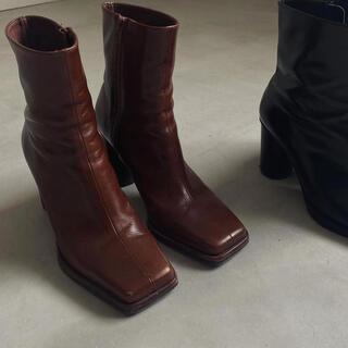 Ameri VINTAGE - アメリヴィンテージ  ブーツ Lサイズ
