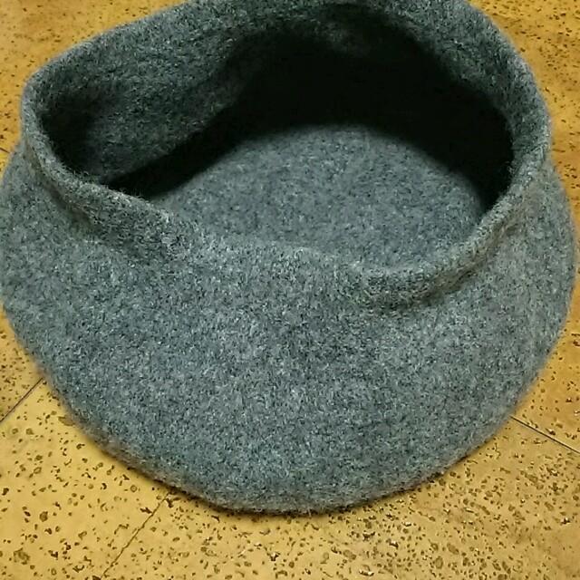 MAJESTIC LEGON(マジェスティックレゴン)のマジェスティックレゴンベレー帽☆ レディースの帽子(ハンチング/ベレー帽)の商品写真