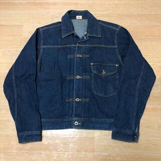 リー(Lee)の90s Lee 白タグ 大戦モデル 初期 1st 1101 デニムジャケット(Gジャン/デニムジャケット)