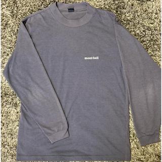 モンベル(mont bell)のmont-bell モンベル WIC.ライトロングスリーブTシャツ ネイビーXS(Tシャツ/カットソー(七分/長袖))