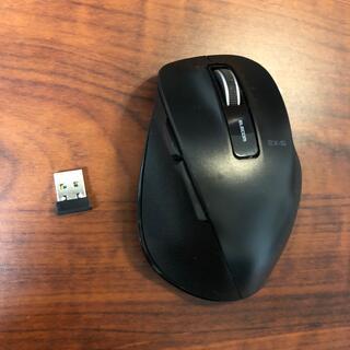 ELECOM - ELECOM ワイヤレスマウス レシーバー付き